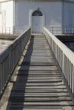 Steinbrücke accces Lizenzfreies Stockfoto