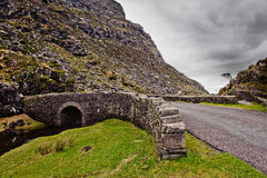 Steinbrücke, Irland Stockfoto