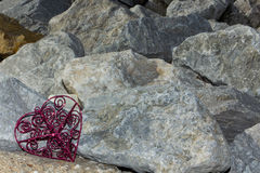 Steinbruch der Liebe Lizenzfreies Stockbild