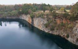 Steinbruch-Park von Winston-Salem Lizenzfreie Stockfotos