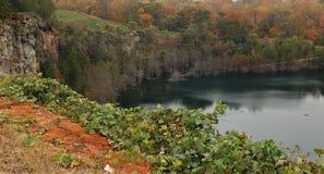 Steinbruch-Park von Winston-Salem Lizenzfreie Stockbilder