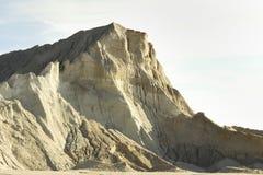 Steinbruch-Sand Stockfoto