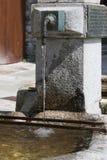 Steinbrunnen Lizenzfreie Stockfotografie