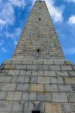 Steindenkmal Stockfotos