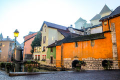 Steindorf Stockfoto