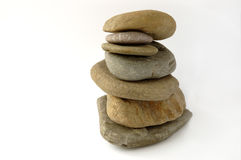 Steine? Stockbild