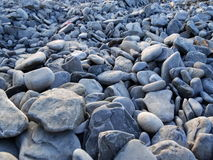 Steine auf Küste Lizenzfreie Stockfotografie