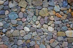 Steine der verschiedenen Farben lizenzfreie stockfotos