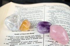 Steine des Geistes stockbild