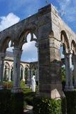 Steine des Klosters Stockfotografie
