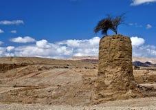 Steine des Negev lizenzfreie stockfotos