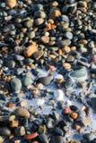 Steine, Felsen, Sand Lizenzfreie Stockbilder