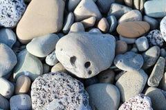 Steine, Felsen, Sand Stockfotos