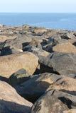 Steine, Felsen, Sand Lizenzfreies Stockfoto