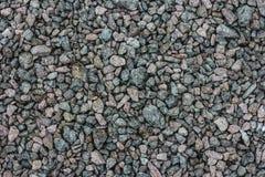Steine masern und Hintergrund Schaukeln Sie Beschaffenheit lizenzfreie stockfotos
