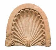 Steine mit Verzierungen Stockbilder