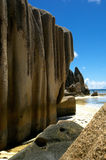 Steine und Felsen Stockfoto