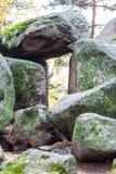Steine und Felsen Lizenzfreie Stockfotografie