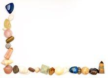 Steine und Oberteile Lizenzfreies Stockfoto