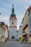Steiner Tor, Krems an der Donau, Austria Stock Photos