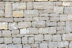 Steinfassadenbeschaffenheit stockfotos