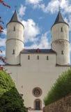 Steinfeld abbotskloster, Tyskland Arkivbild
