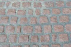 Steinfelsen Block-nahtloser Hintergrund Lizenzfreie Stockfotos