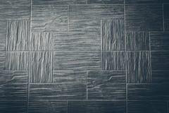 Steinfliesenboden für Innenraum stockbild