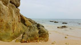 Steinformationam Bundelauf Koh Lanta - Thailand Worldtrip stock afbeelding