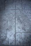 Steinfußboden Stockfotografie