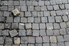Steinfußweg Lizenzfreie Stockfotografie