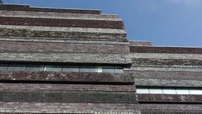 Steingebäude Stockbild