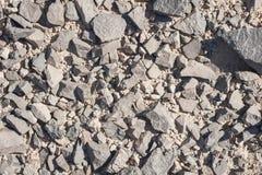 Steinige Grundhintergrundtapete Stockfotografie