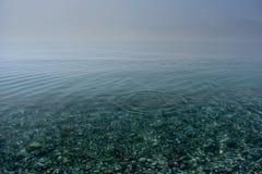 Steiniger Strand E Stockbild