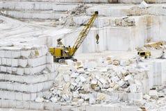 Steinindustrie stockbild