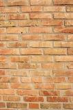 Steinmauer des roten Backsteins lizenzfreie stockfotografie