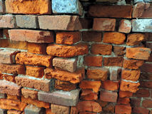Steinmauern der Kirche lizenzfreies stockfoto