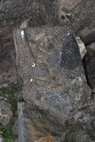 Steinruinen Stockbilder
