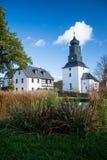 Steinsdorf, Saxe, Allemagne photographie stock libre de droits