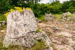 Steinstadt von Varna in Bulgarien Lizenzfreies Stockbild