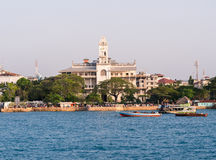 Steinstadt, Zanzibar Stockfotos