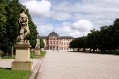 Steinstatuen Lizenzfreies Stockfoto