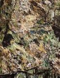 Steinstruktur, Hintergrund, bunt Stockfotografie