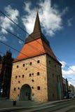 Steintor à Rostock Images libres de droits