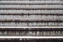 Steintreppenhintergrund Stockfotos