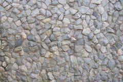 Steinwand Stockfoto