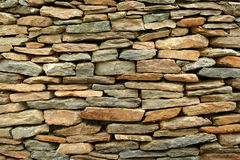 Steinwand Stockfotografie