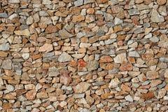 Steinwand lizenzfreie stockfotografie