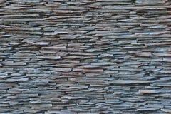 Steinwand, abgestuft Stockfotografie