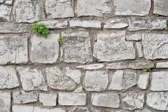 Steinwand backgrond Lizenzfreie Stockbilder